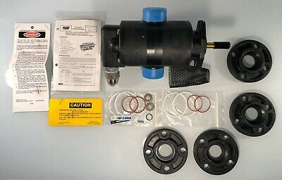 VIKING RP-80732-M0V  Chemical Composite Pump Service Manual, Fittings, O-Rings