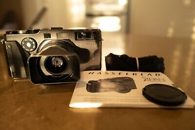 Hasselblad XPAN w/ 45mm Lens And Hood