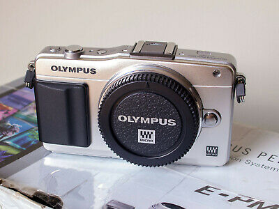 Olympus Pen Mini E-PM2 16MP Digital Camera (body only)