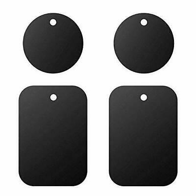 Mount Metal Plates Replacement Kits with 3M Adhensive for magnetic Car Mount...