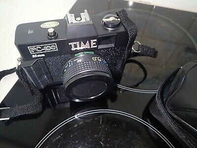 Time Australia FC-100 35mm Camera With Case
