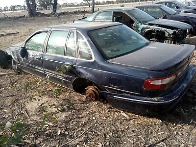 Ford EF Fairlane LOWERED ! Parts
