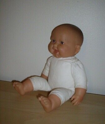 Berenguer Cute Smiling Naked Baby Doll