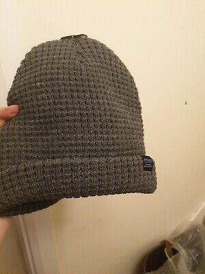 Men's Joules Knitted Grey Bamburgh Hat.New with tags.