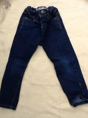 Denim Co 3 Pairs Of Boys Jeans Size 4-5 Years