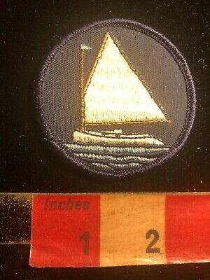 Boat Sailboat Patch 03RK