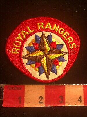 ROYAL RANGERS Patch 03RK