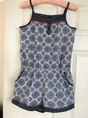 Fatface Girls Play Suit Aged 12-13 Years