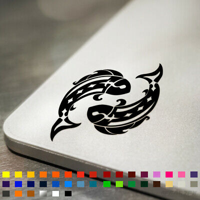Taurus Zodiac Symbol Star Sign Vinyl Decal Sticker For Laptop Car Wall Mirror