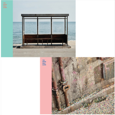 K-POP [YOU NEVER WALK ALONE] BTS OFFICIAL ALBUM [ 1 PHOTOBOOK + 1 CD ] RIGHT Ver