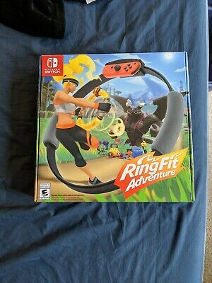 Ring Fit Adventure - Standard Edition, For Nintendo Switch