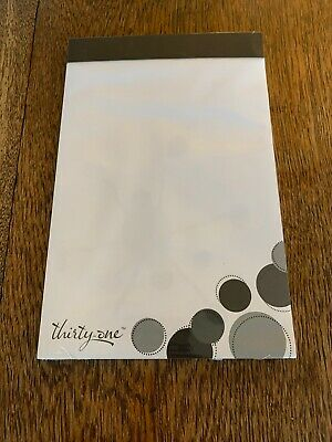 Thirty-One Fold It Up Organizer Notepad Refill