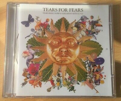 "Tears For Fears ""Tears Roll Down: Greatest Hits 82-92"" Like NEW CD *12 Tracks*"