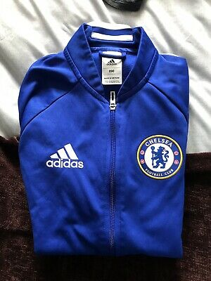 Chelsea Pre Match Tracksuit Adidas Jersey X Small