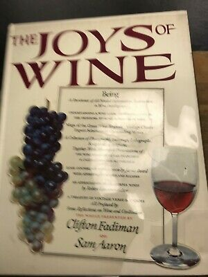 Œnologie : THE JOYS OF WINE CLIFTON FADIMAN AND SAM AARON