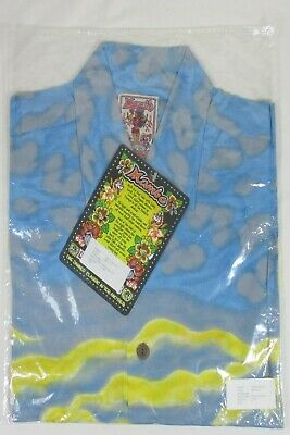 "Vintage Mambo Loud Shirt ""Molotov City"" Sealed In Original Package Size L"