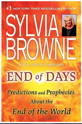 End of Days by Sylvia Browne EBO0K P D F