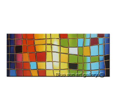 Large Contemporary Wall Art Modern Hand Painted Abstract Oil Painting on Canvas