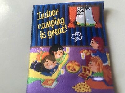 Girl Guides / Scouts Indoor Camping Is Great