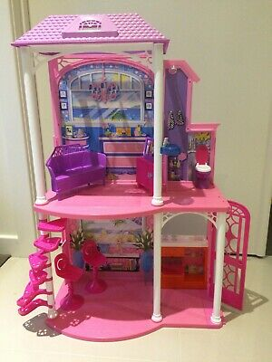Barbie Doll House with Furniture