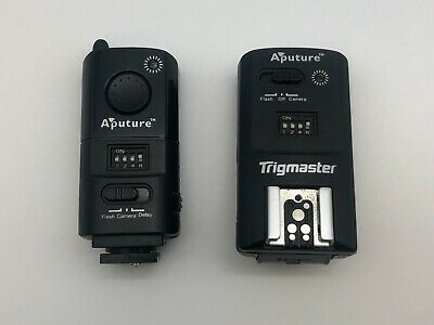 Aputure Trigmaster 2.4G Transmitter And Receiver For Camera