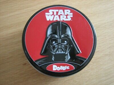 Star Wars Dobble Card Game - Excellent Condition