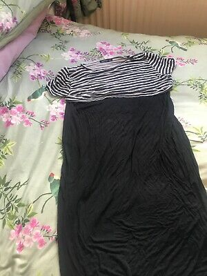 Boohoo Maternity Dress Size 16