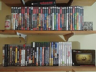 Gamecube, Wii, Playstation 2, Xbox, Playstation 3 games HUGE LOT GREAT SALE