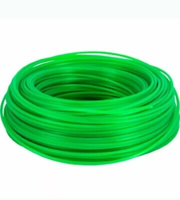 2.0Mm X 15M Strong Strimmer Line Electric Cord Wire Garden Grass Trimmer Cut