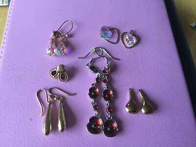A Cute Selection Of Earrings- 6 Pairs.   Lot A
