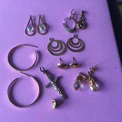 A Cute Selection Of Earrings- 6 Pairs.   Lot B
