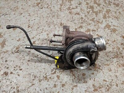 Chevrolet Captiva 2.0 Vcdi Turbo Turbocharger 96440365 #72