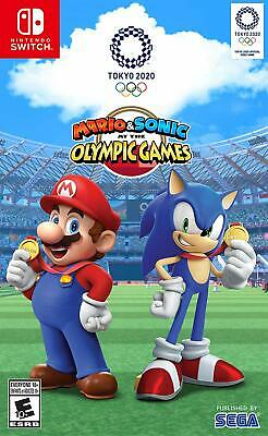 Mario and Sonic at the Olympic Games Tokyo 2020 - Nintendo Switch Ships Today!