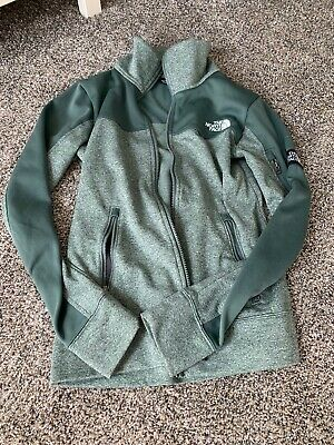 The North Face Women's Jacket Size M Medium Green EUC