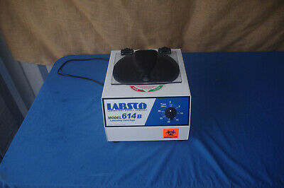 Tested & Working Labsco 614B Fixed Speed Centrifuge!!