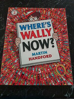 Where's Wally Now? Book Vol 2 (Large Book) (30Cm X 25Cm)