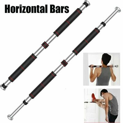 Door Home Exercise Workout Training Gym Bar Chin Up Adjustable Fitness Pull New