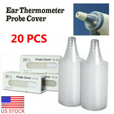 Reusable Baby Ear Thermometer Cover Replacement Lens Filters Braun Thermoscan US