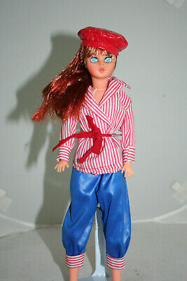 Vintage 70S Susi Estrela Brazil Version Of Tammy Ideal Or Sindy Uk Doll Re-Root