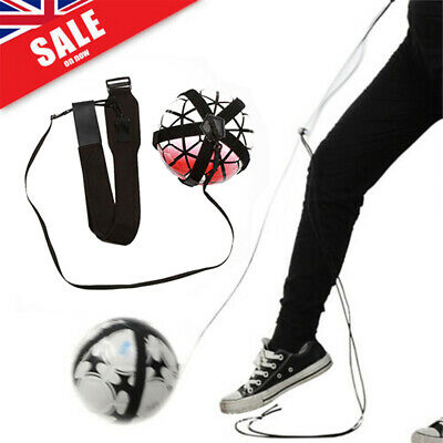 Self Training Kick Practice Trainer Aid Equipment Waist Belt Returner Football