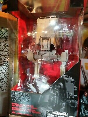 Star wars black series imperial at-st walker