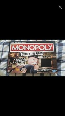 Hasbro Monopoly Game: Cheaters Edition Board Game (E1871) (French)