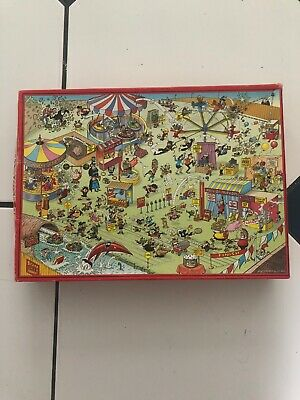 Official The Beano Comics Product 1000 Piece Jigsaw Puzzle Great Condition