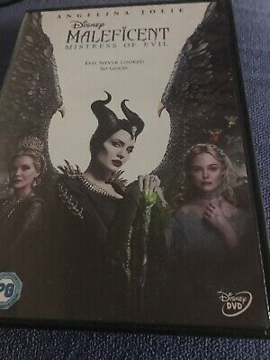 Maleficent Mistress Of Evil 2019 (Angelina Jolie) Watched Once