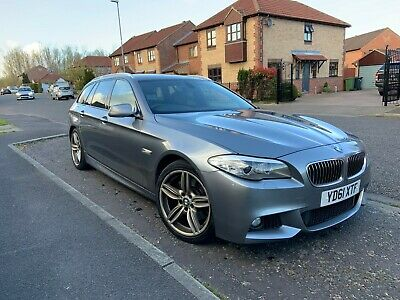 BMW 5 series 530d M Sport 2011 (61) Diesel Automatic 2 Owners