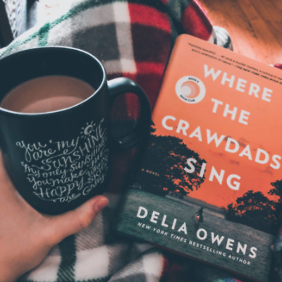 Where the Crawdads Sing by Delia Owens €-B00K - FAST DELIVERY