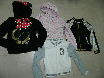 Girls' H&M Sportswear Tracksuit Tops Bundle Age 6/7 Years