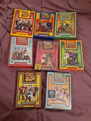 That 70s Show: The Complete Series: Seasons 1-8. See description for details.