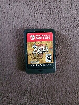 Legend of Zelda: Breath of the Wild (Nintendo Switch)