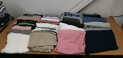 50 Ladies Tops, Clothes Job Lot, 8.5kg, Size 18, Wide Variety of Women's Tops